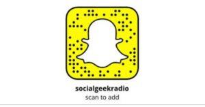 SGR snapchat avatar