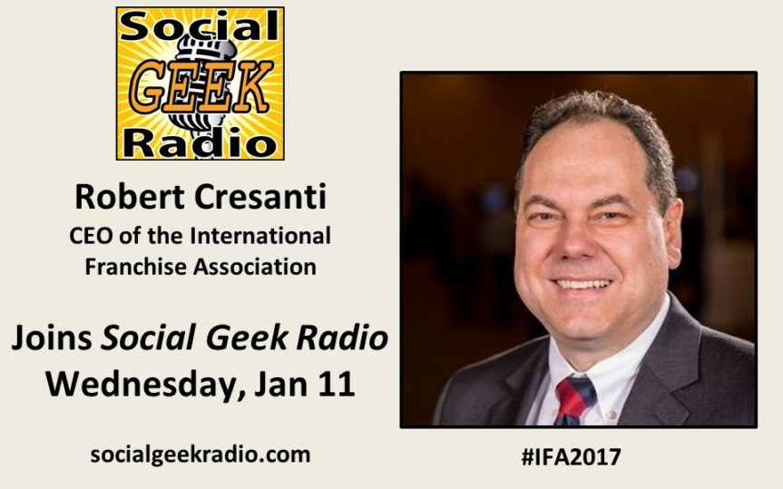 Interview with Robert Cresanti, IFA