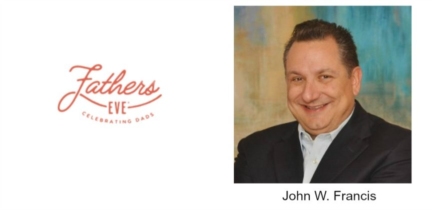 John W Francis Shares How Father's Eve Started