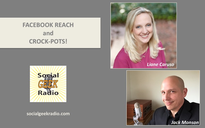 Facebook Reach and Crock-Pots!