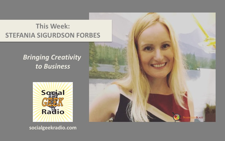 Branding + Video with Stefania Sigurdson Forbes