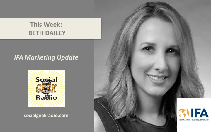 IFA Franchise Industry Marketing Update with Beth Dailey