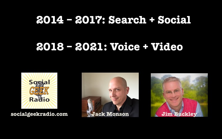 Search and Social Is Now Voice and Video