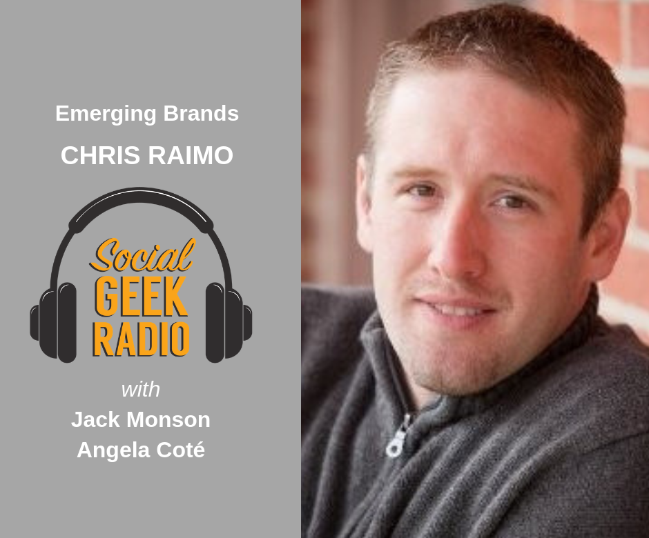 Emerging Brands with Chris Raimo