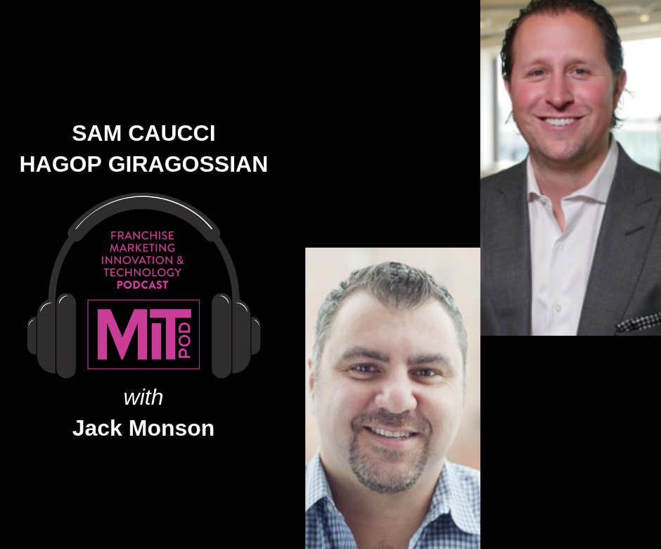 MITPod: Sam Caucci and Hagop Giragossian