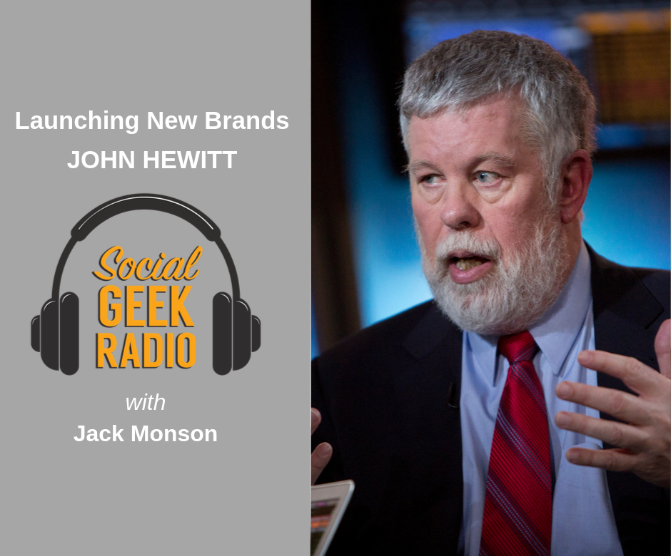 Launching New Brands with John Hewitt