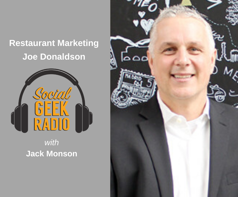 Restaurant Marketing with Joe Donaldson