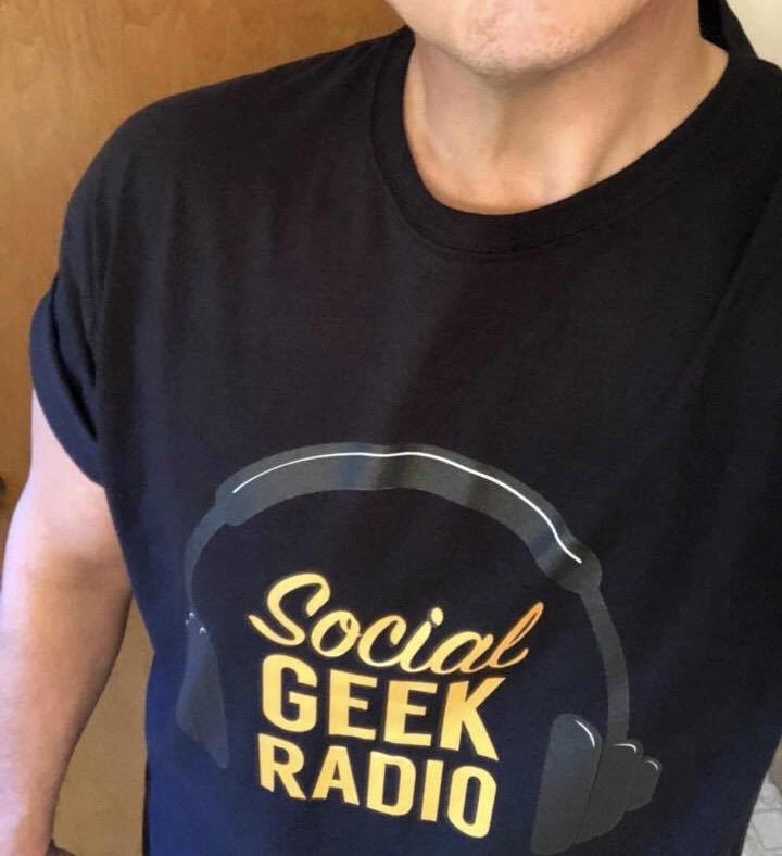 Social Geek Shirt