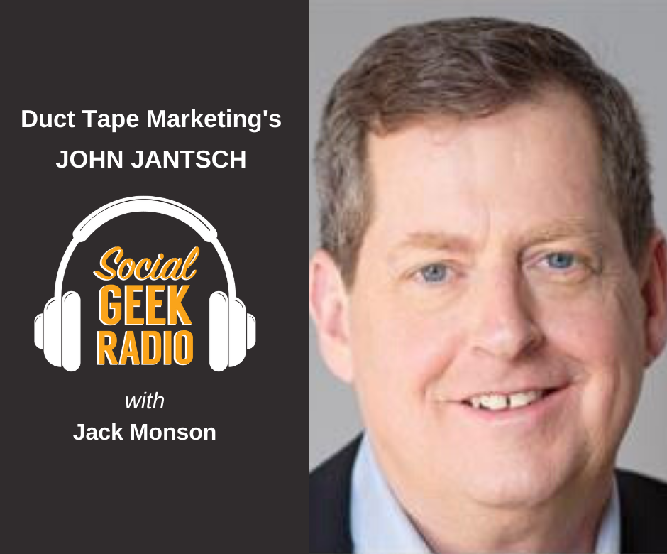 Marketing for Small Business with John Jantsch