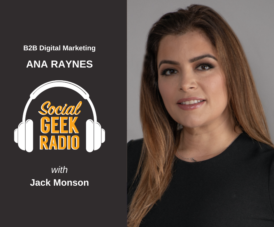 B2B Marketing with Ana Raynes