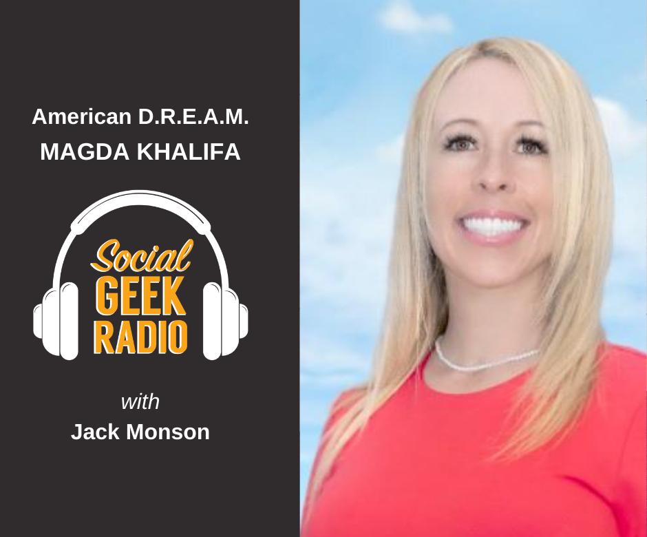 American D.R.E.A.M. with Magda Khalifa