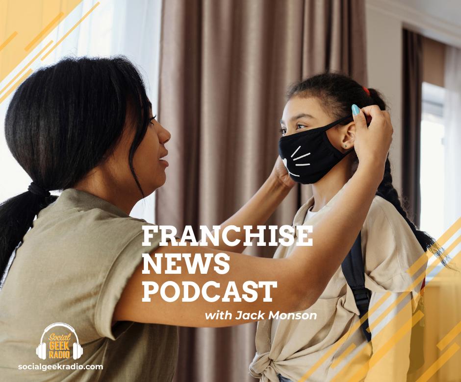 Franchise News Podcast 9.16.2020