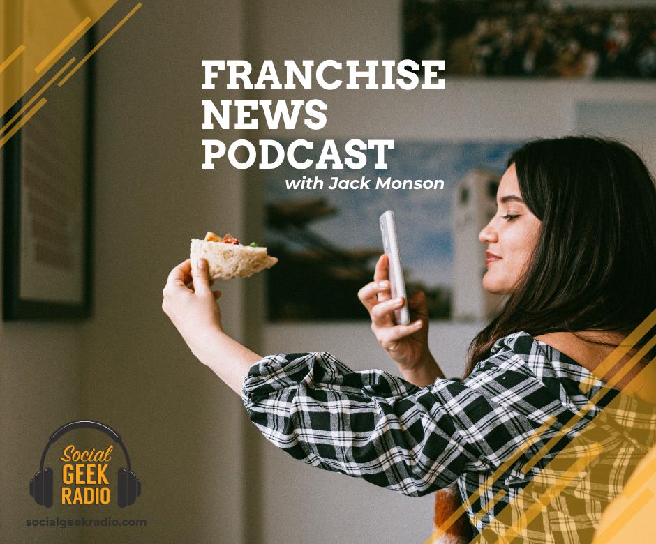 Franchise News Podcast 10.14.2020
