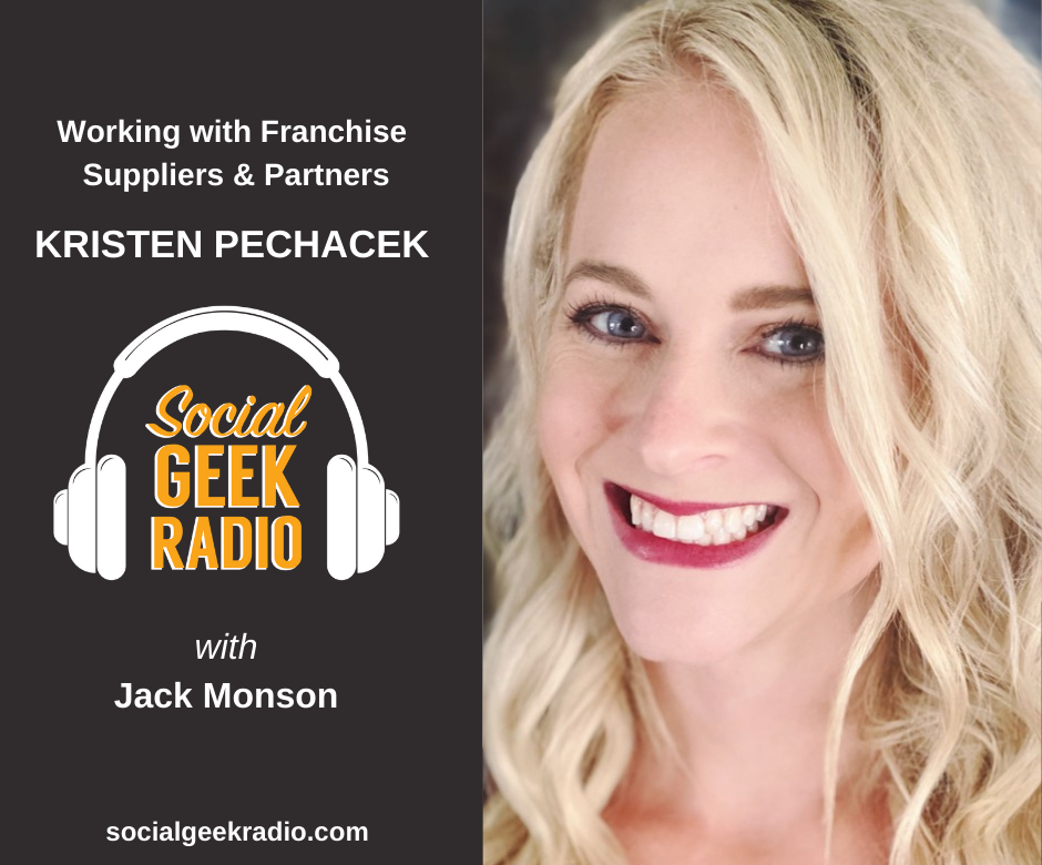 Franchise Suppliers and Partners with Kristen Pechacek