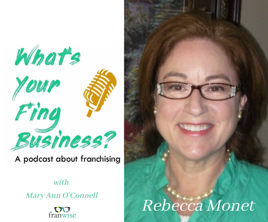 Ep 2: What's Your F'ing Business with Mary Ann O'Connell and Rebecca Monet