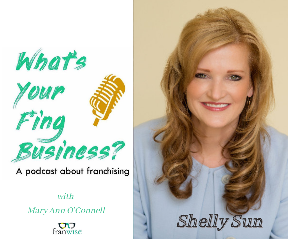 Ep 4: What's Your F'ing Business with Mary Ann O'Connell and Shelly Sun