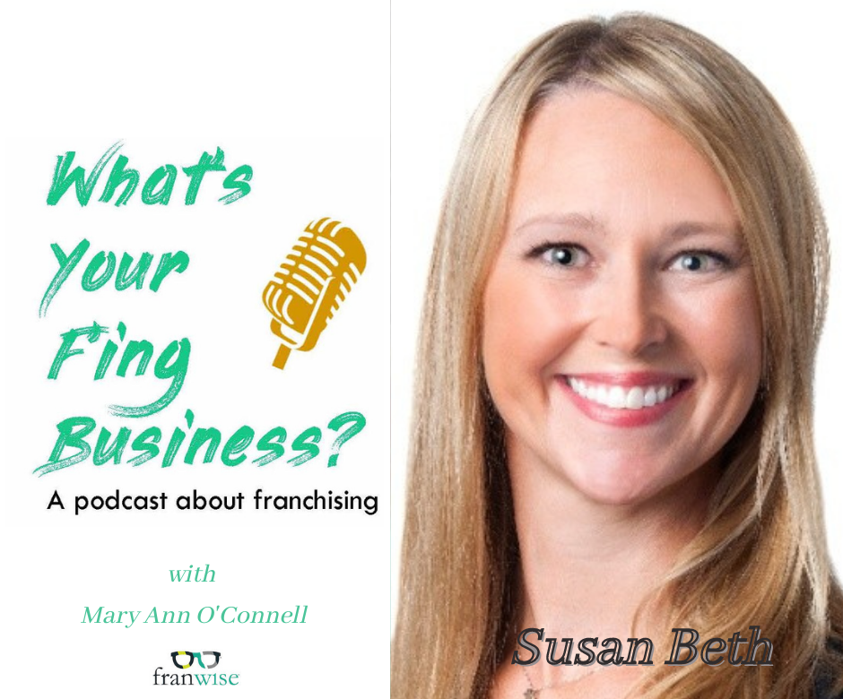 Ep 3: What's Your F'ing Business with Mary Ann O'Connell and Susan Beth