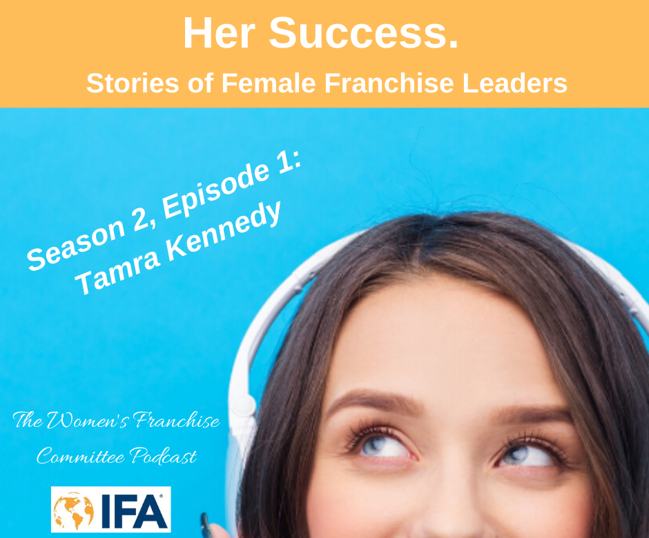 Women's Franchise Committee Podcast: Tamra Kennedy