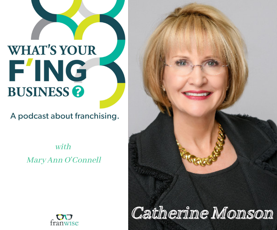 Ep 6: What's Your F'ing Business with Mary Ann O'Connell and Catherine Monson