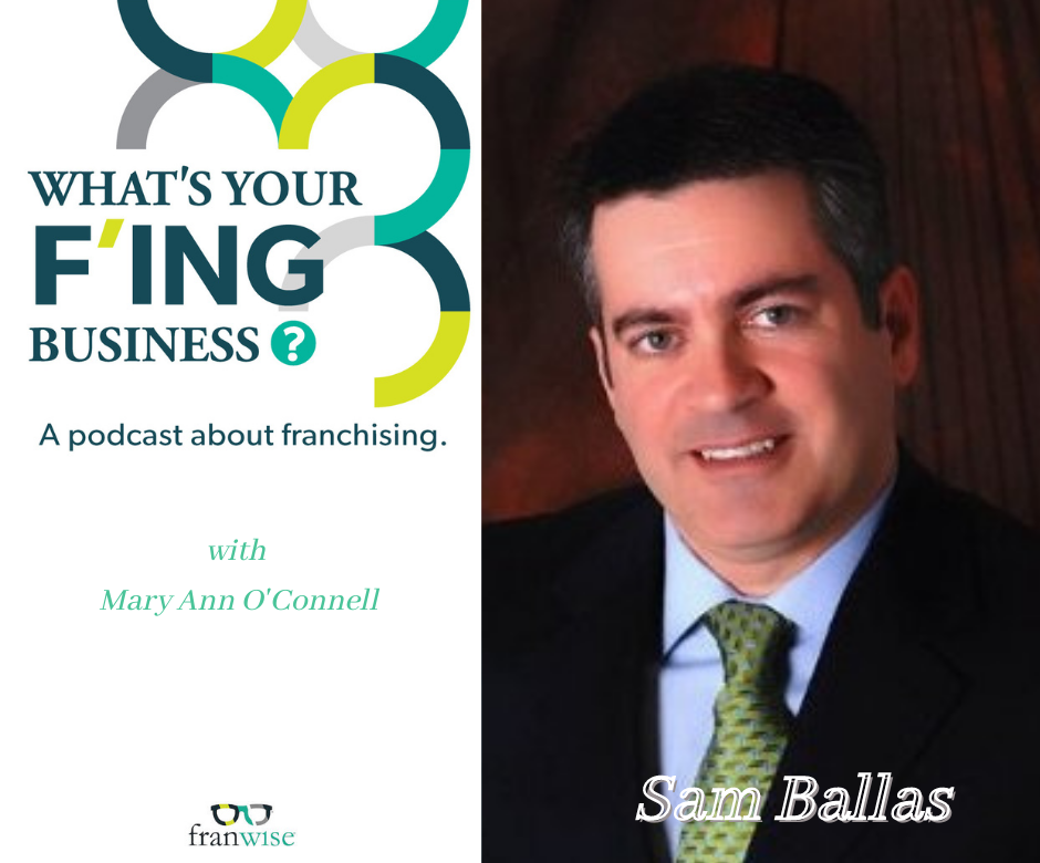 Ep 5: What's Your F'ing Business with Mary Ann O'Connell and Sam Ballas