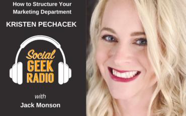 How to Structure Your Marketing Department: Kristen Pechacek