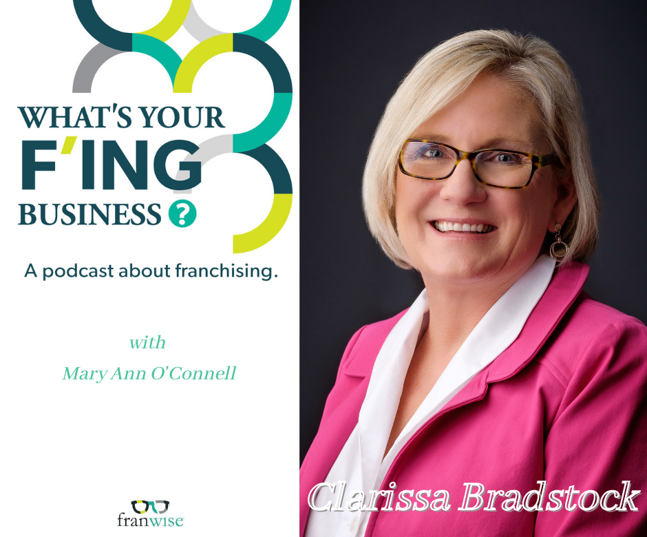 Ep 10: What's Your F'ing Business with Mary Ann O'Connell and Clarissa Bradstock