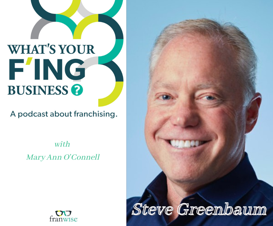 Ep 12: What's Your F'ing Business with Mary Ann O'Connell and Steve Greenbaum